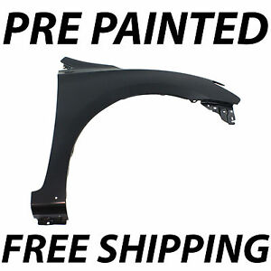 New Painted To Match Front Right Rh Fender For 2013 2014 Nissan Sentra 13 14