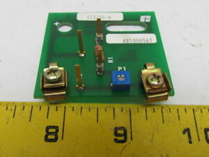 Reliance Electric 612230 w 705356 a Circuit Board Assembly