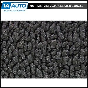 48 52 Ford F1 Pickup Regular Cab Low Tunnel Molded Carpet 35 Charcoal