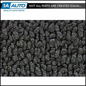 48 52 Ford F1 Pickup Regular Cab Low Tunnel W in cab Gas Tank Carpet 35 Charcoal