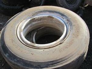 Tires 11 X R22 5 W Dayton Wheels For Semi Trucks