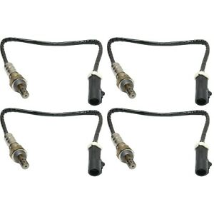 Oxygen Sensor Set For 1999 2000 Ford F 150 2000 2001 E 150 Econoline