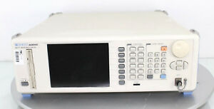 Ando Aq6140 Multi Optical Wavelength Meter Calibration Certificat Included