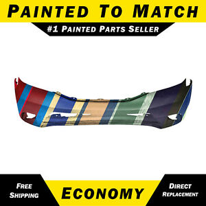 New Painted To Match Front Bumper Cover For 2012 2013 2014 2015 Honda Pilot