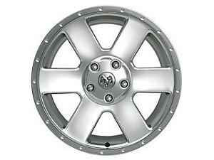 09 14 Dodge Ram 1500 New Forged Aluminum Wheel 20 X 9 Ram Head Mopar Factory Oem