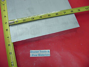 2 X 8 Aluminum 6061 Flat Bar 8 Long Solid T6511 Plate Mill Stock 2 0 x 8