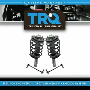 Struts Sway Bar Links Front Kit Set For Ford Taurus Mercury Sable