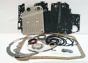 Aod Transmission Gasket And Seal Rebuild Kit 1980 1993 With Filter 2wd Ford