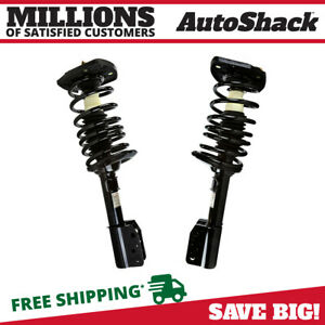 Rear Complete Strut Coil Spring Assembly Pair 2 For 2000 2003 Chevrolet Impala