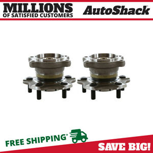 Rear Wheel Hub Bearing Assembly For Nissan 02 06 Altima 04 08 Maxima 04 09 Quest