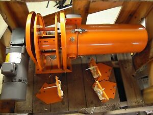 Gleason Cable Reel New P16 203 8 25 Baldor Stearns Grove Gear
