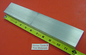 12 Pieces 1 X 2 Aluminum 6061 Flat Bar 12 Long 1 000 Solid T6 New Mill Stock