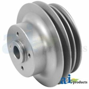 738774m1 Pulley Water Pump Fits Massey Ferguson 1080