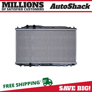 New Radiator For 06 2008 2009 2010 2011 Honda Civic 1 8l Acura Csx 2 0l 2922