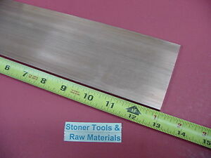 1 4 x 3 C110 Copper Bar 13 Long Solid Flat Bar 25 x 3 00 Bus Bar Stock H04