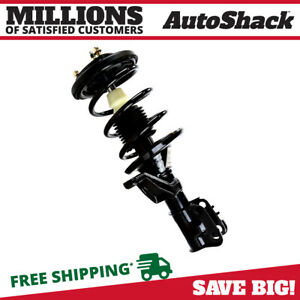 Front Right Complete Strut Assembly W Coil Spring For 2003 2004 2005 Honda Civic