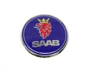 Saab 9 5 2 3 06 09 Sedan Trunk Emblem Badge Insignia Rear Decklid Logo Arms