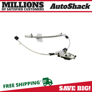 Front Driver Power Window Regulator With Motor For 2002 2006 Jeep Liberty 37l