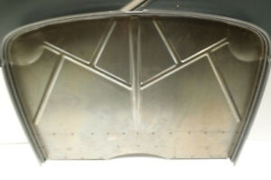 32 Ford Coupe Roadster Sedan Flat Steel Firewall 1932 Without Feet
