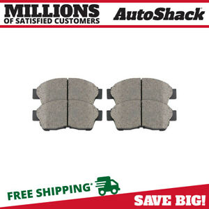 Front Ceramic Brake Pads For 1996 2000 Rav4 1992 2001 Camry 1993 1997 Corolla
