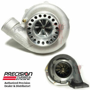 Precision Turbo 6262 Billet Cea Journal Bearing 705hp T3 Vband 63 A r Sp Cover