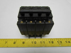 Airpax Upl1111 1 62 253 b Circuit Breaker 25 Amp 250v 4 pole