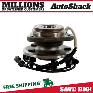 Front Wheel Hub Bearing Assembly Fits 1995 01 Ford Explorer W abs 5 Lug Hb615054