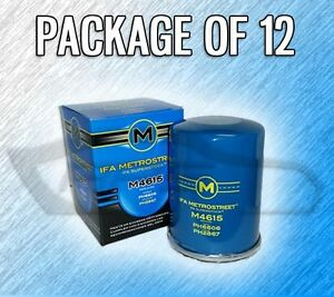 Oil Filter M4615 For Subaru Forester Impreza Case Of 12 Over 100 Vehicles