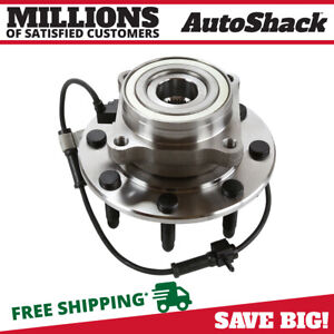 Front Wheel Hub Bearing Assembly Fits 2000 2006 Chevrolet Suburban 2500 Hb615060
