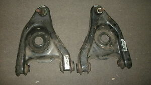 Nos 1987 1988 1989 Ford Mustang Foxbody 5 0 Front Lower Control Arms Pair