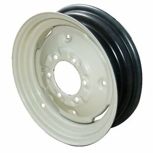 1 New Front Tractor 4 5x16 6 Hole Wheel Rim For 5 50 16 6 00 16 6 50 16 Tires