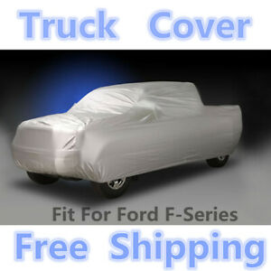 New Stormproof Breathable Truck Pickup Car Cover Durable For Ford F Series 6 8m