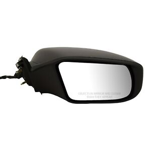 Mirror For 2013 2018 Nissan Altima Sedan Right Paintable Passenger Side