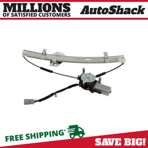 Front Driver Power Window Regulator With Motor For 1998 2002 Honda Accord 30l