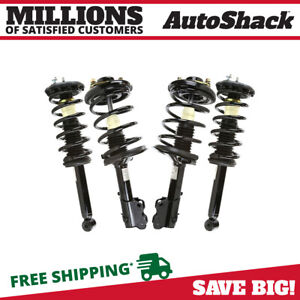 Front And Rear Complete Strut For 2002 2004 Infiniti I35 2002 2003 Nissan Maxima