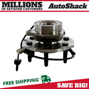 Front Wheel Hub Bearing W Abs Fits Chevy Gmc Pickup Truck 1500 4x4 4wd