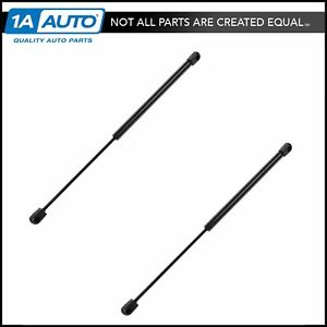 Brand New Hood Lift Support Spring Strut Pair Set Of 2 For 02 07 Jeep Liberty