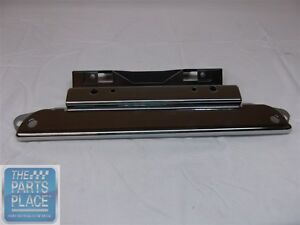 1964 65 Chevrolet Chevelle Rear License Plate Bracket