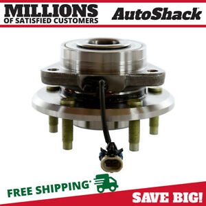 Front Wheel Hub Bearing Assembly 5 Stud For 2007 08 2009 Equinox Pontiac Torrent