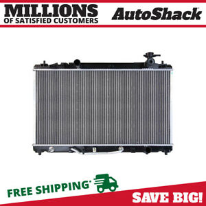 New Aluminium Radiator Fits 07 11 Toyota Camry 2 4l 2 5l Engines