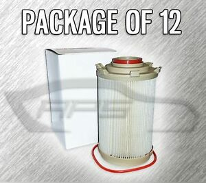 Fuel Filter Gf400 For Dodge 6 7l Turbo Diesel Case Of 12 Replaces Mo633