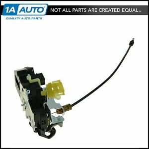 Oem Door Lock Actuator Integrated Power Latch Front Right Rh For Gmc Cadillac