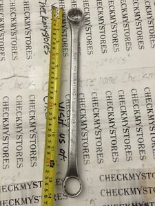 Challenger Proto Tools Large Offset Box Wrench 1 X 15 16 6432 Usa
