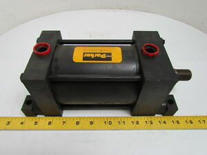 Parker 04 00 G2a us18 4 000 Pneumatic Air Cylinder 4 Bore 4 Stroke 2a