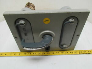 Anderson Power Products 400a Single Pole Double Fused Disconnect Switch