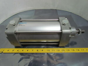 Festo Dng 100 150 ppv a Pneumatic Air Cylinder 100mm Bore 150mm Stroke