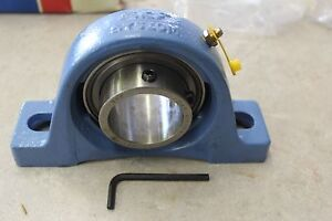 Skf Bearing Unit Ball Pillow Block Sy1 206