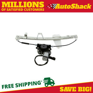 Front Passenger Side Window Regulator W Motor Fits 2000 2004 Jeep Grand Cherokee