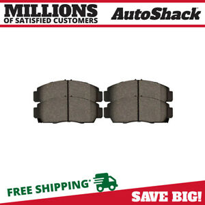 Front Metallic Brake Pads For 1999 2007 2008 Tl 2006 2009 Civic 2003 2010 Accord