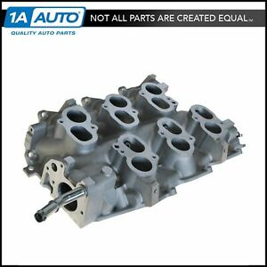 Intake Manifold Aluminum Lower For 01 04 Ford Mustang V6 3 8l 3 9l